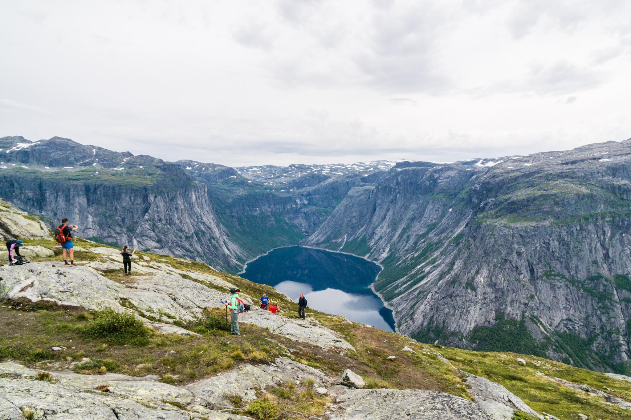 【北歐景點】挪威惡魔之舌 Trolltunga — 28公里健行挑戰全攻略 205
