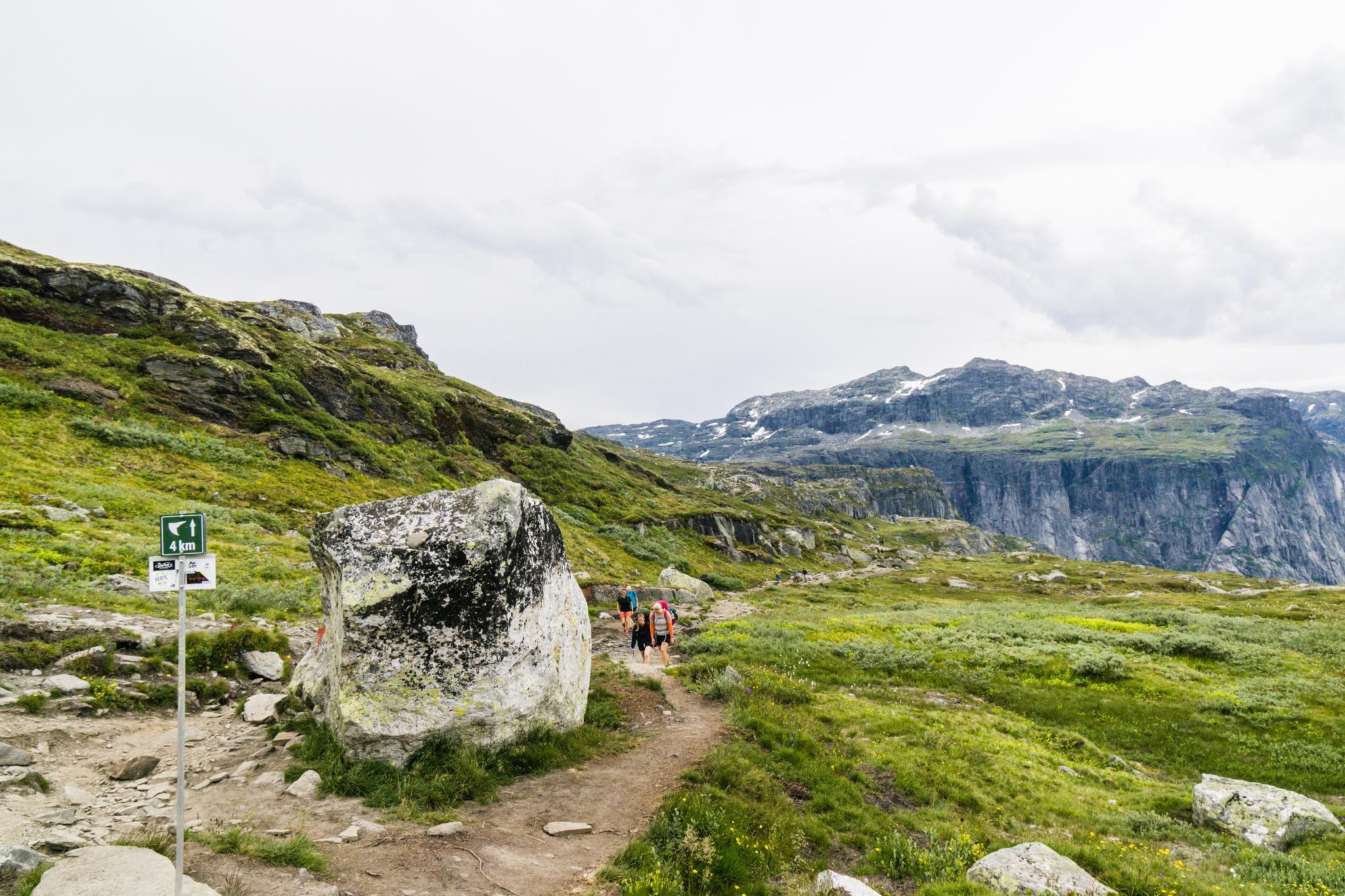 【北歐景點】挪威惡魔之舌 Trolltunga — 28公里健行挑戰全攻略 213
