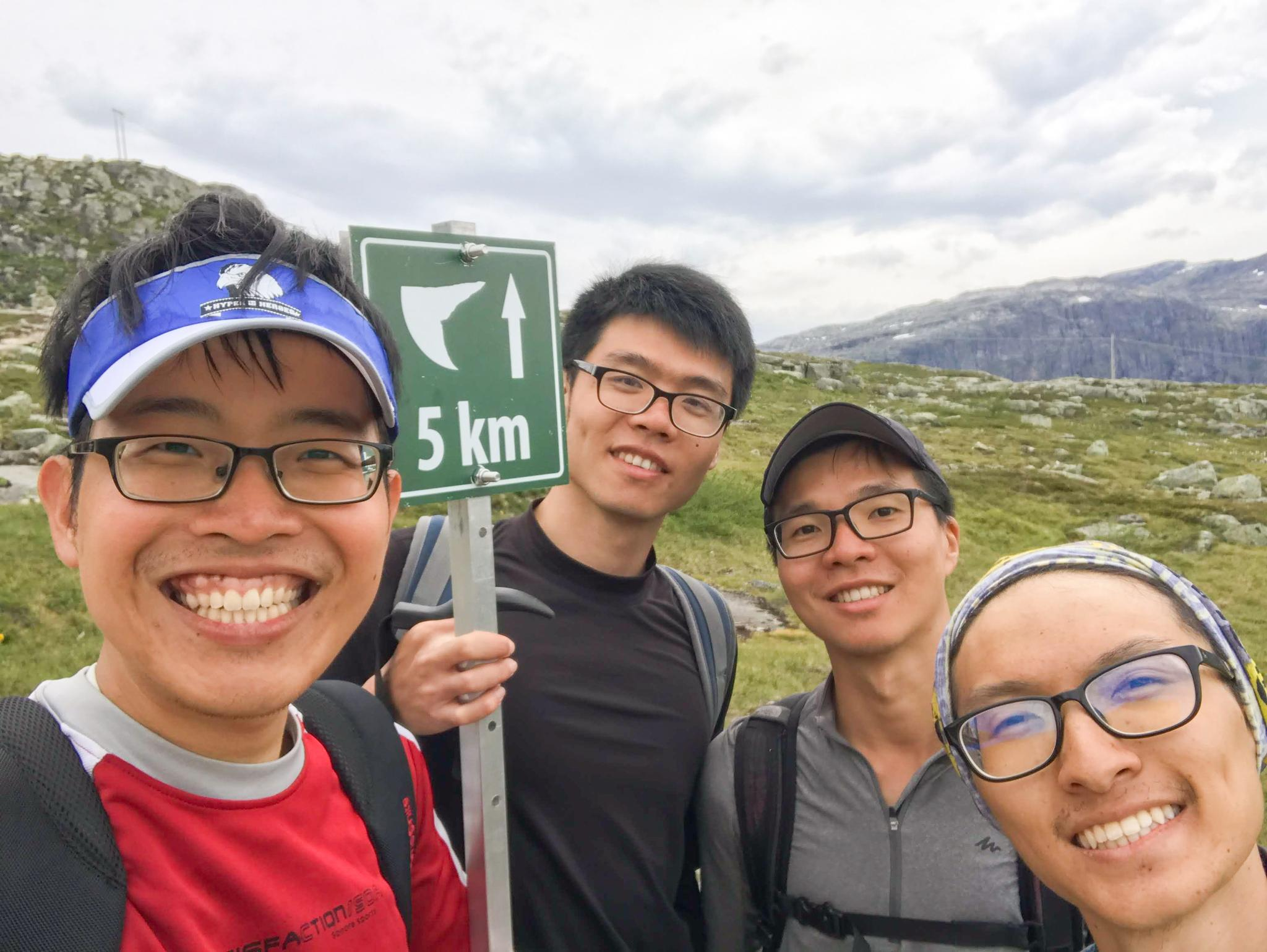 【北歐景點】挪威惡魔之舌 Trolltunga — 28公里健行挑戰全攻略 203