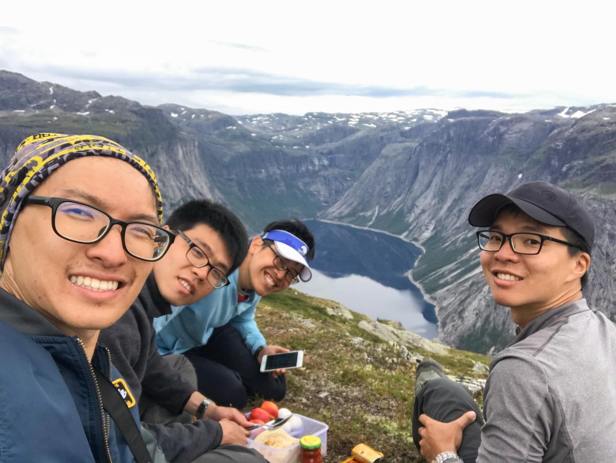 【北歐景點】挪威惡魔之舌 Trolltunga — 28公里健行挑戰全攻略 206