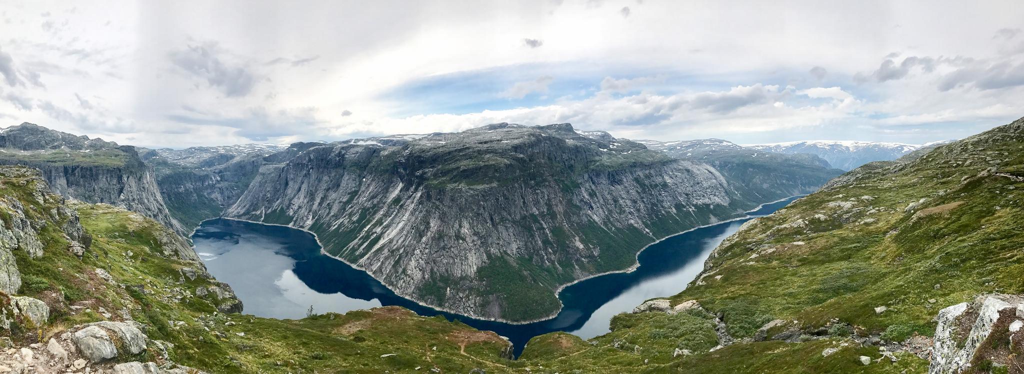 【北歐景點】挪威惡魔之舌 Trolltunga — 28公里健行挑戰全攻略 202