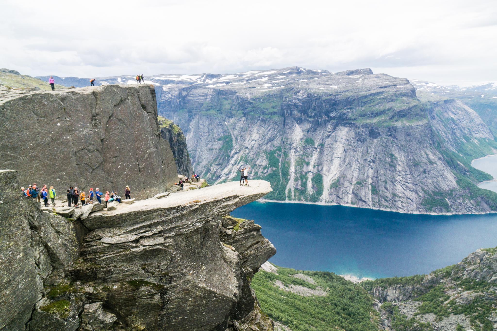 【北歐景點】挪威惡魔之舌 Trolltunga — 28公里健行挑戰全攻略 221