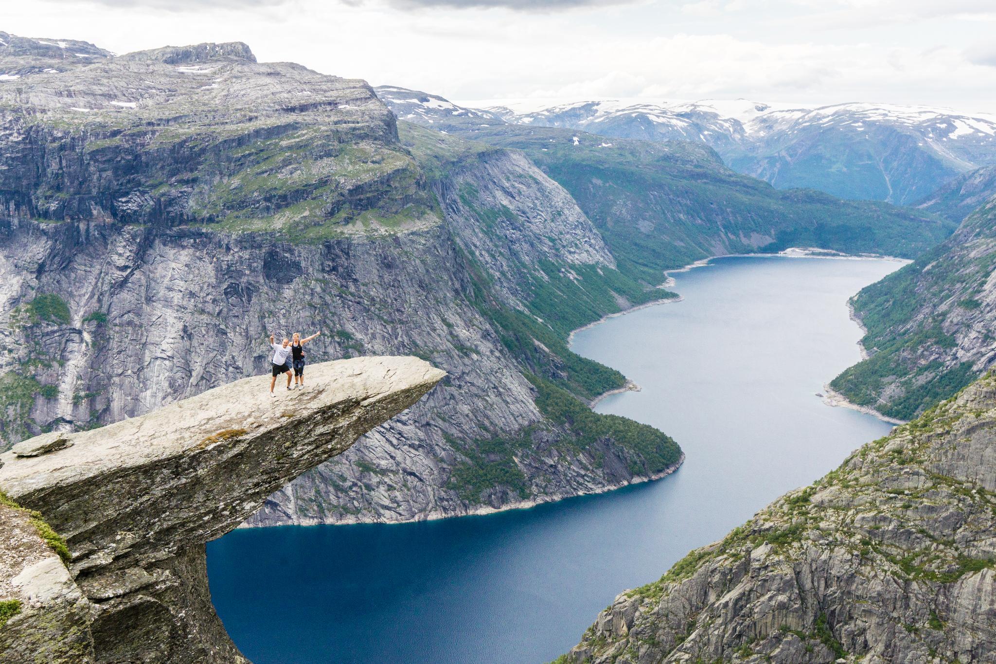 【北歐景點】挪威惡魔之舌 Trolltunga — 28公里健行挑戰全攻略 223