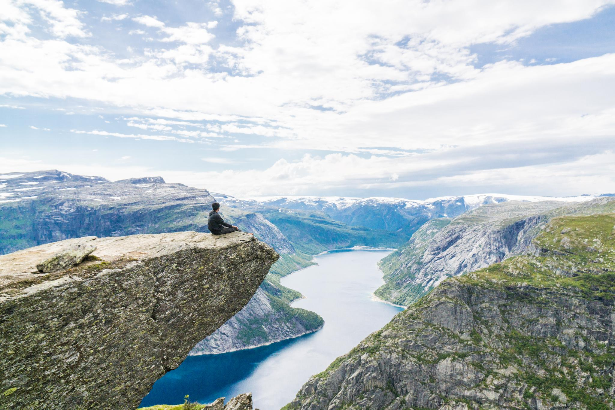 【北歐景點】挪威惡魔之舌 Trolltunga — 28公里健行挑戰全攻略 164