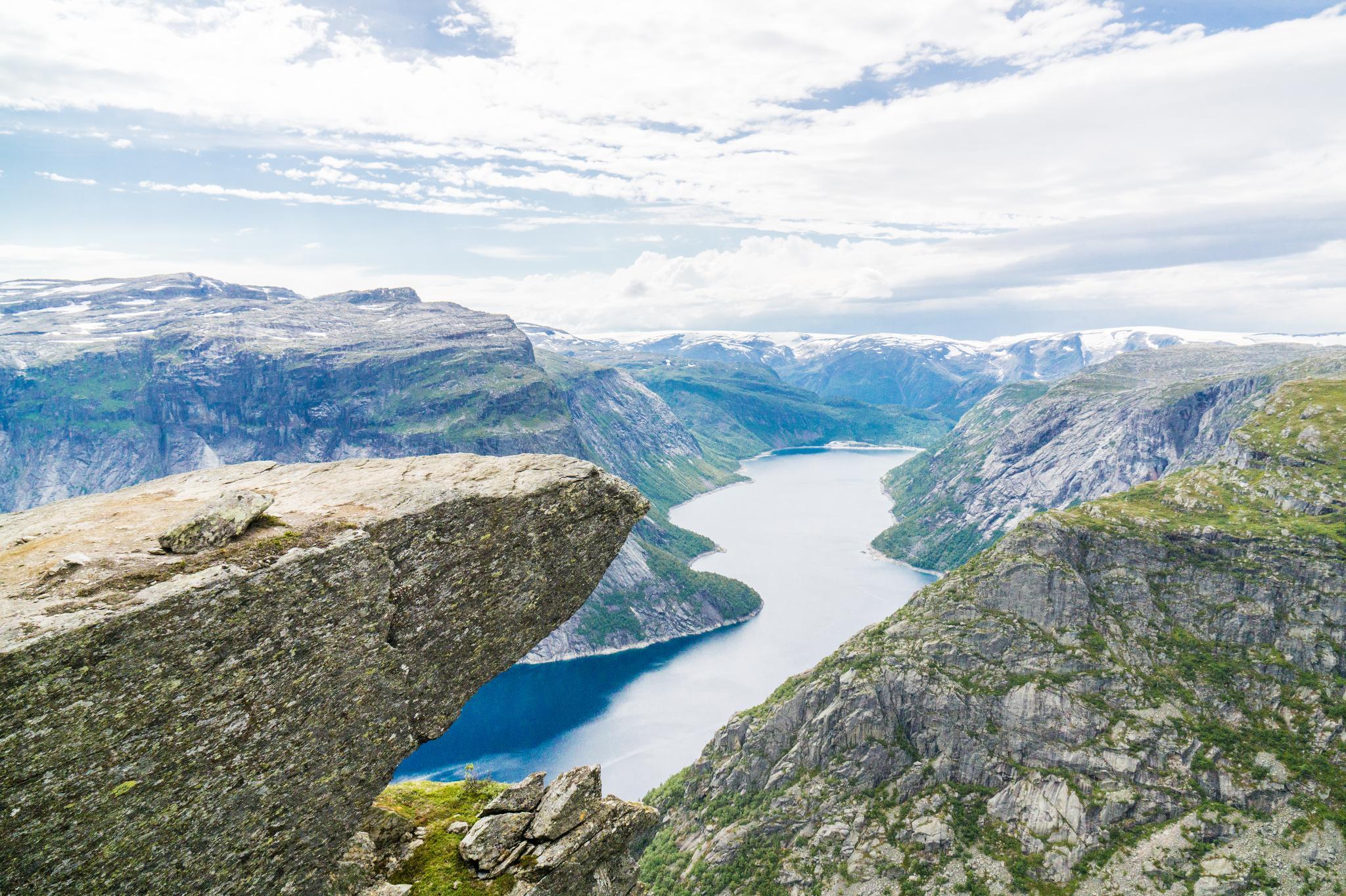 【北歐景點】挪威惡魔之舌 Trolltunga — 28公里健行挑戰全攻略 226
