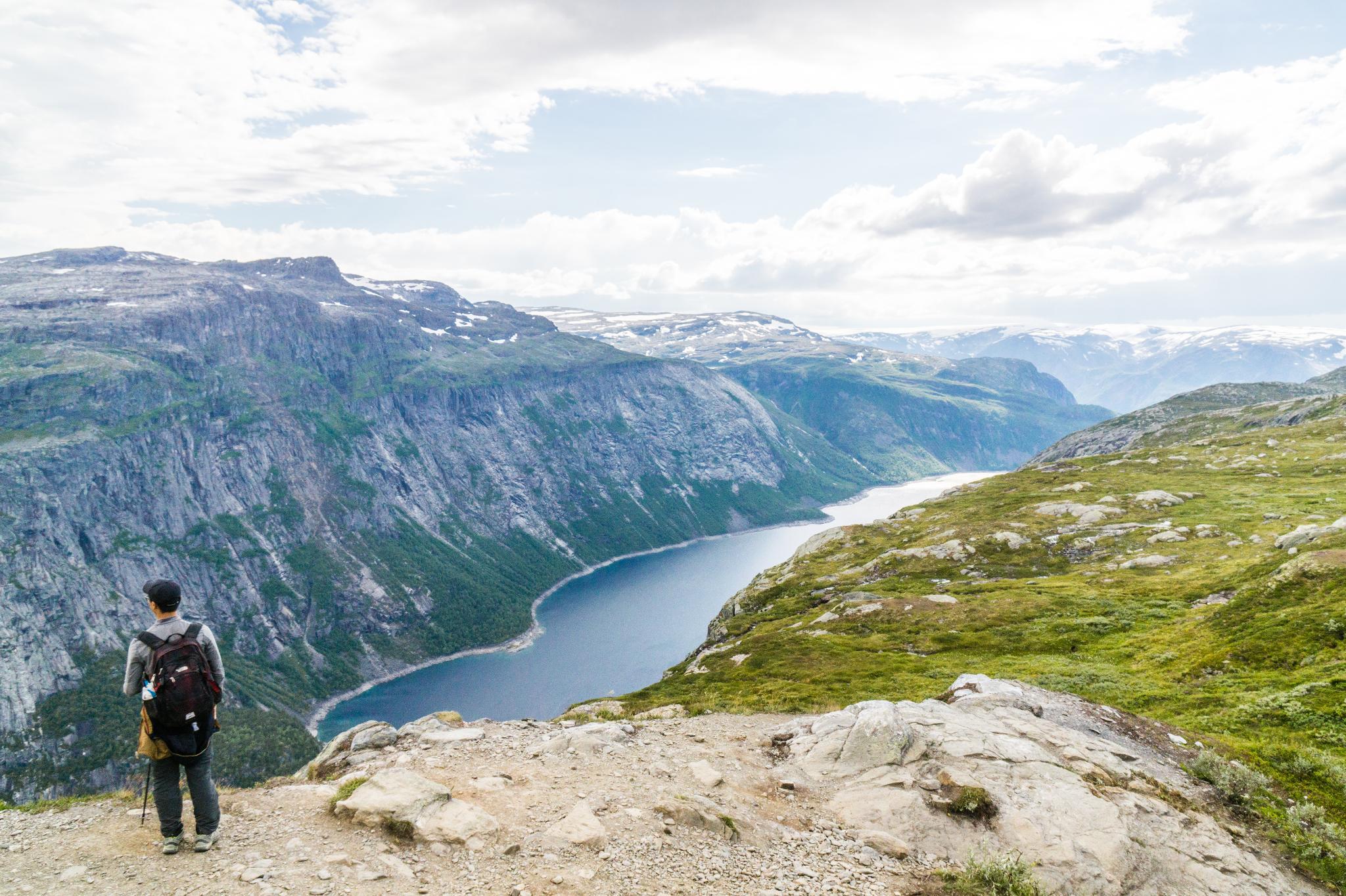 【北歐景點】挪威惡魔之舌 Trolltunga — 28公里健行挑戰全攻略 212