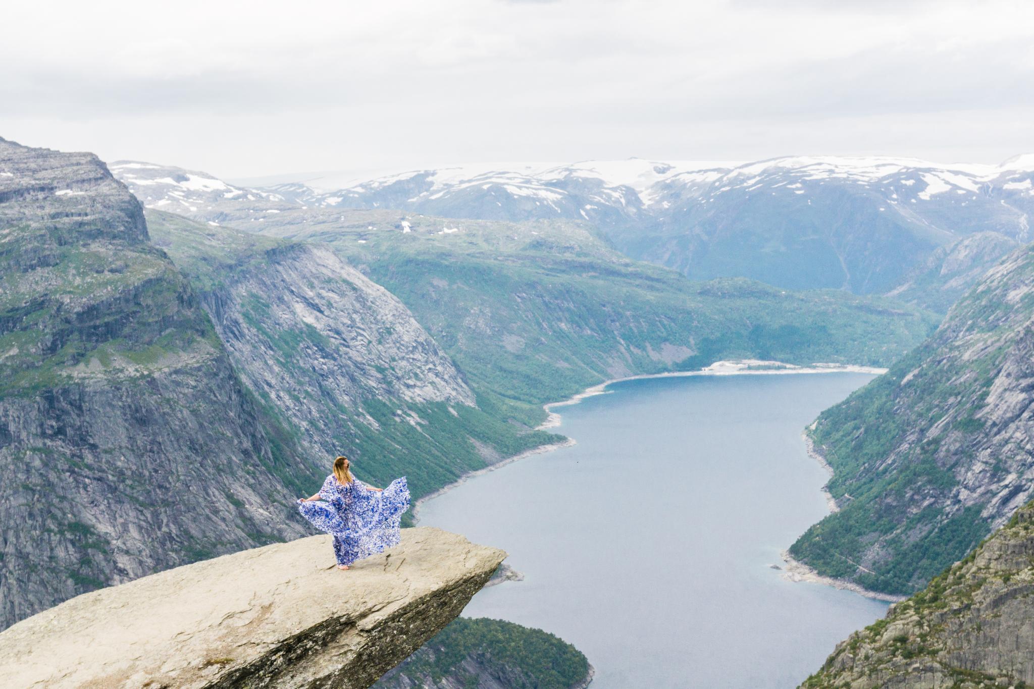【北歐景點】挪威惡魔之舌 Trolltunga — 28公里健行挑戰全攻略 235