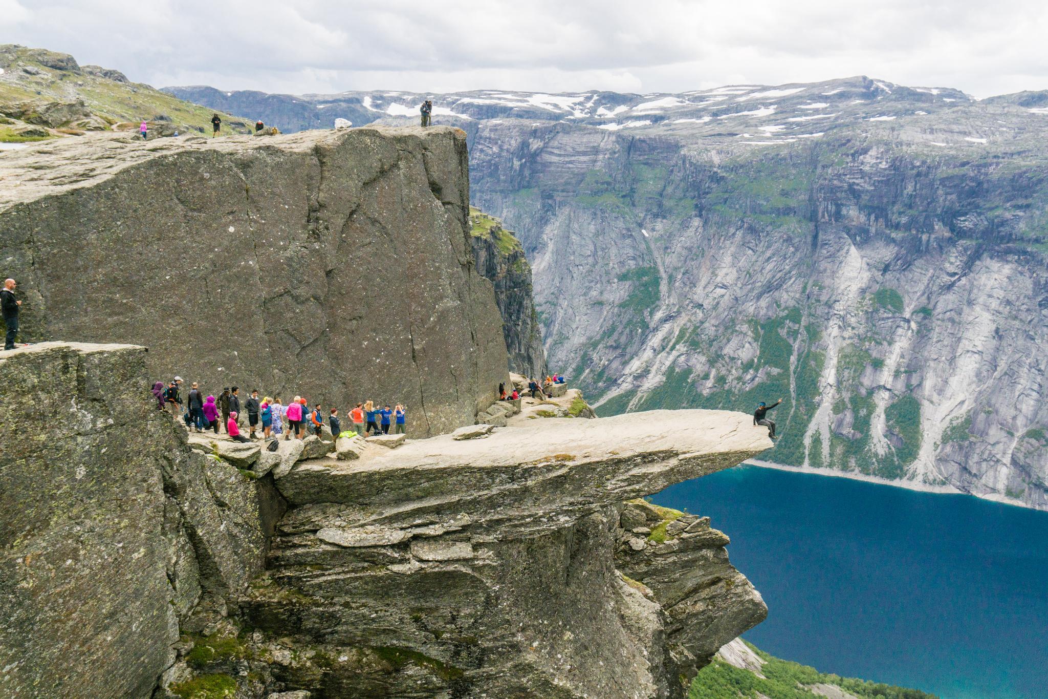 【北歐景點】挪威惡魔之舌 Trolltunga — 28公里健行挑戰全攻略 229
