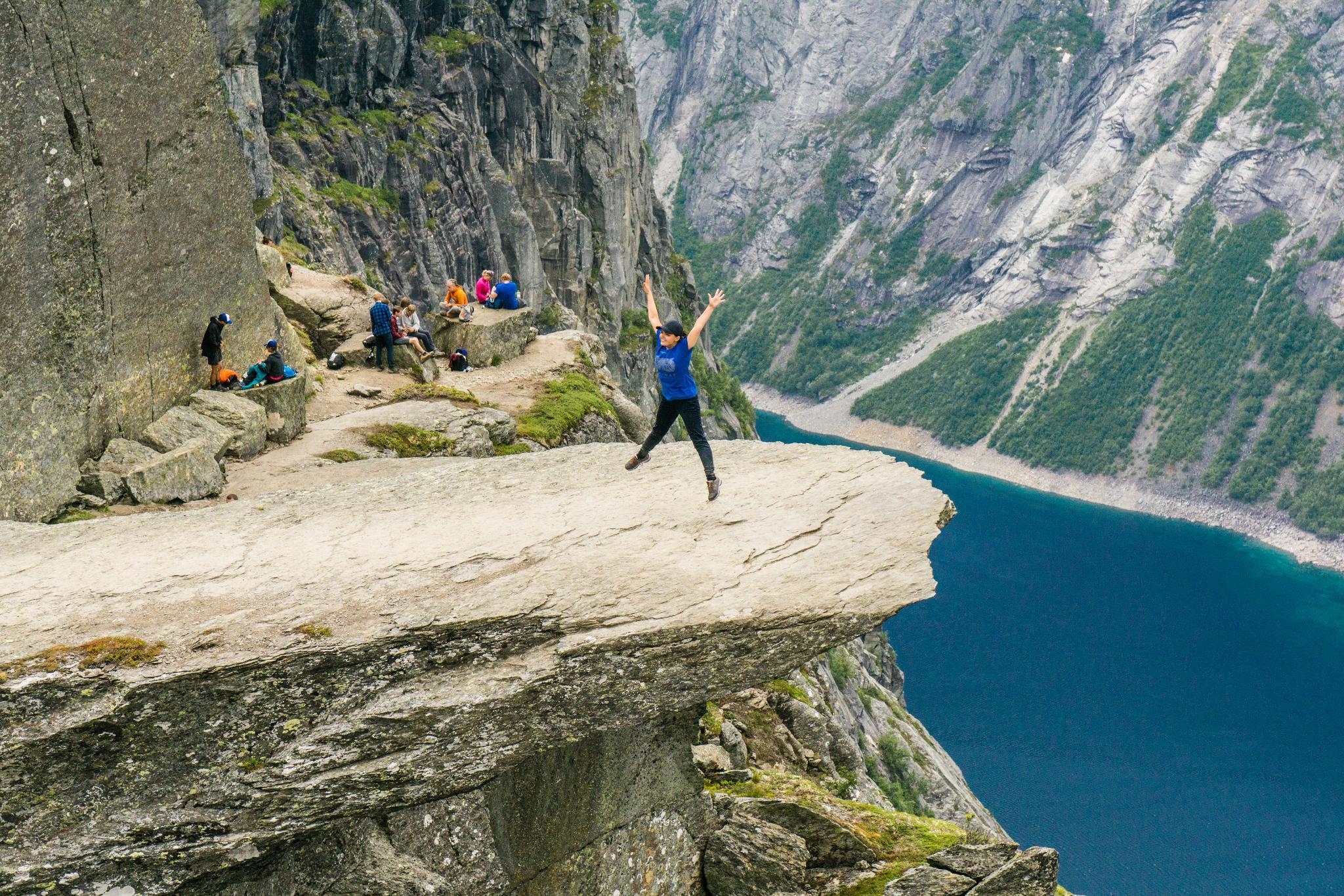 【北歐景點】挪威惡魔之舌 Trolltunga — 28公里健行挑戰全攻略 228