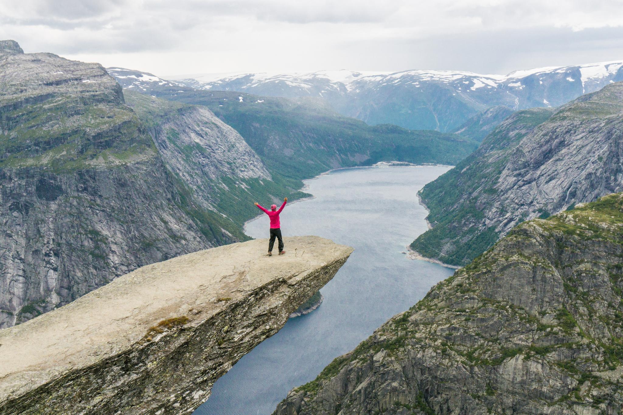【北歐景點】挪威惡魔之舌 Trolltunga — 28公里健行挑戰全攻略 237