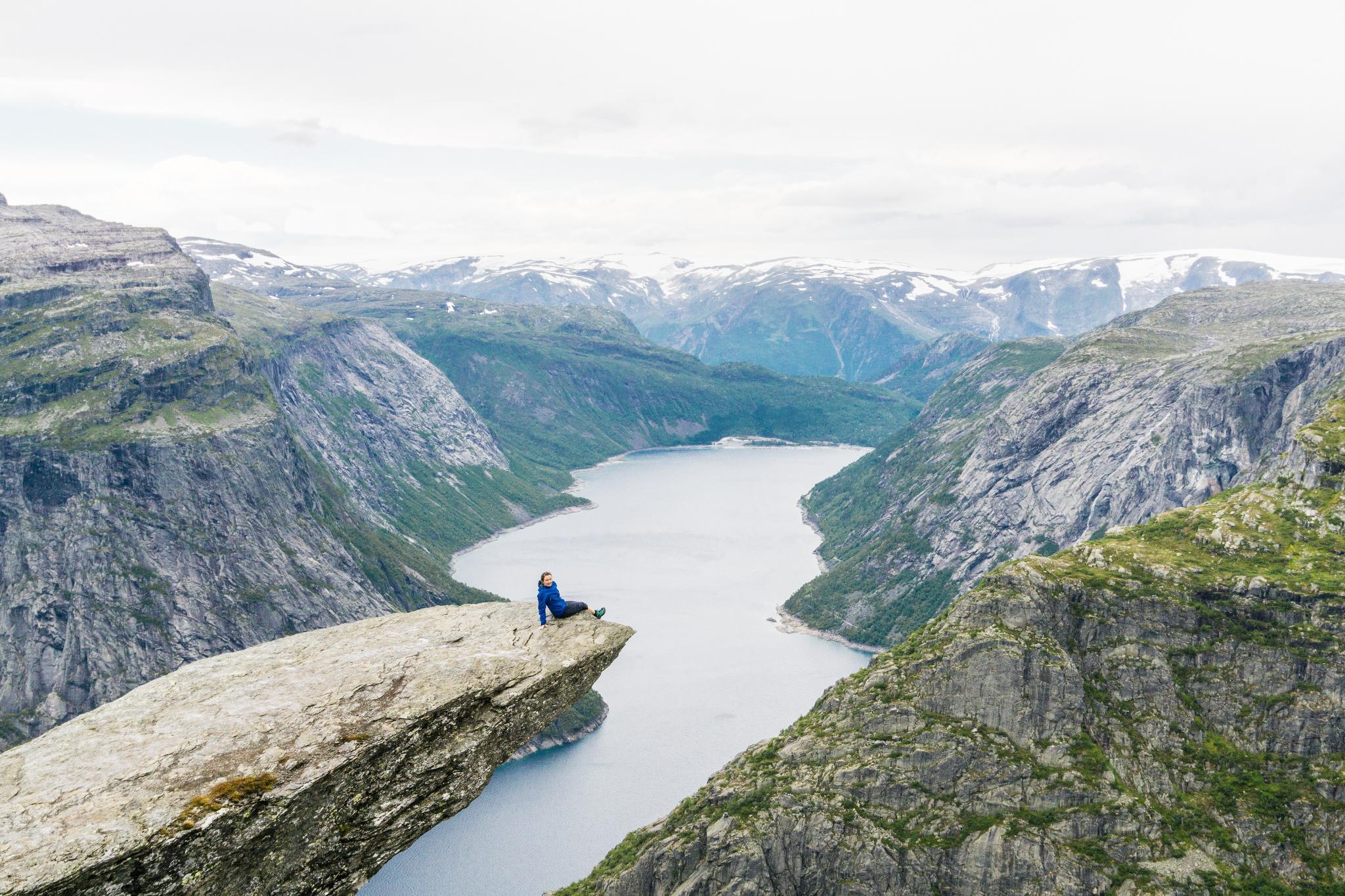 【北歐景點】挪威惡魔之舌 Trolltunga — 28公里健行挑戰全攻略 232