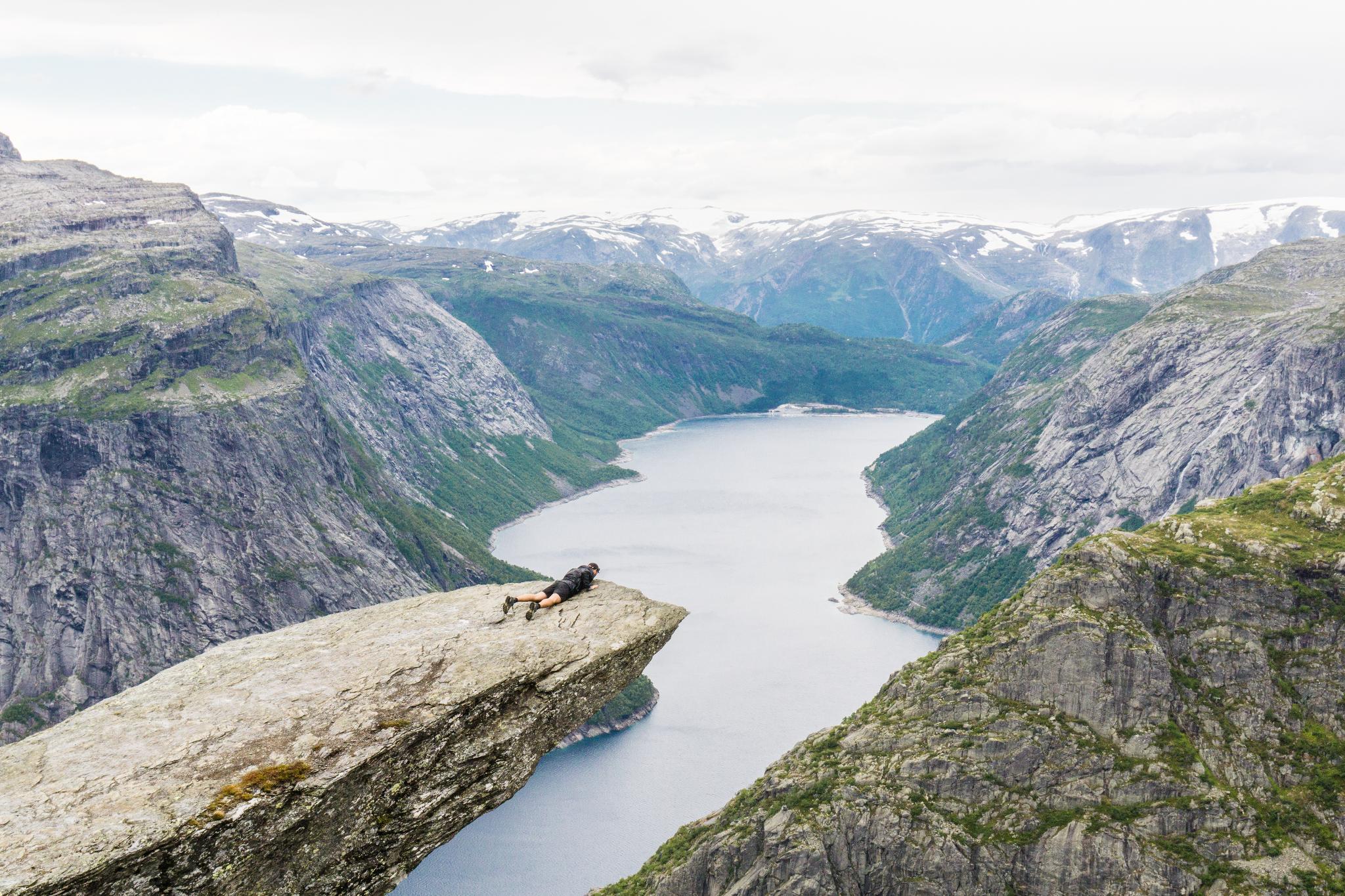 【北歐景點】挪威惡魔之舌 Trolltunga — 28公里健行挑戰全攻略 238