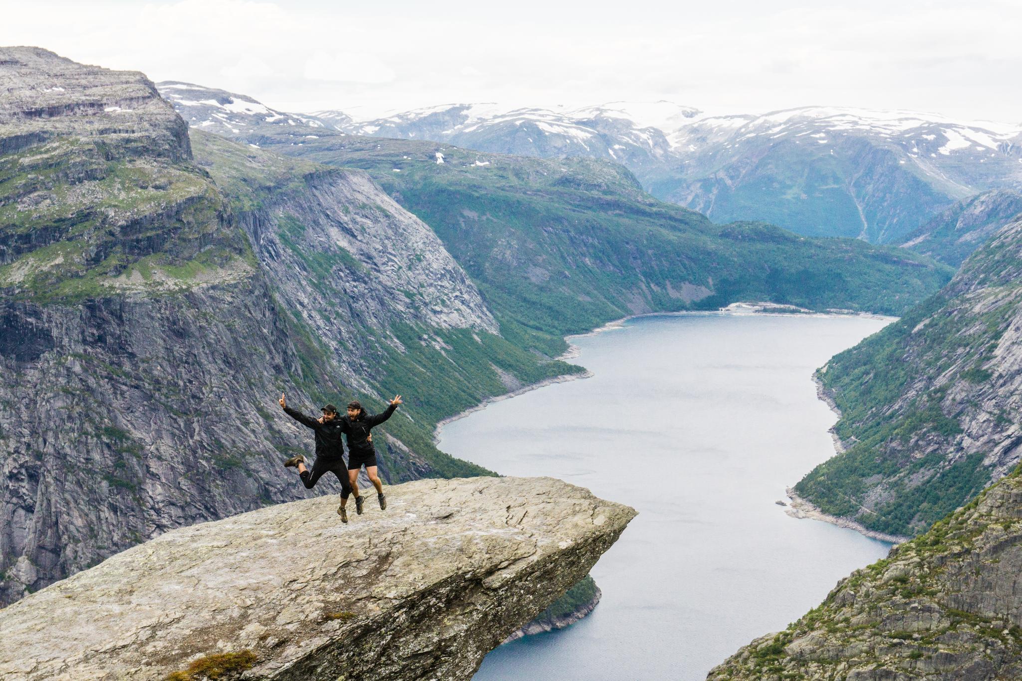 【北歐景點】挪威惡魔之舌 Trolltunga — 28公里健行挑戰全攻略 239