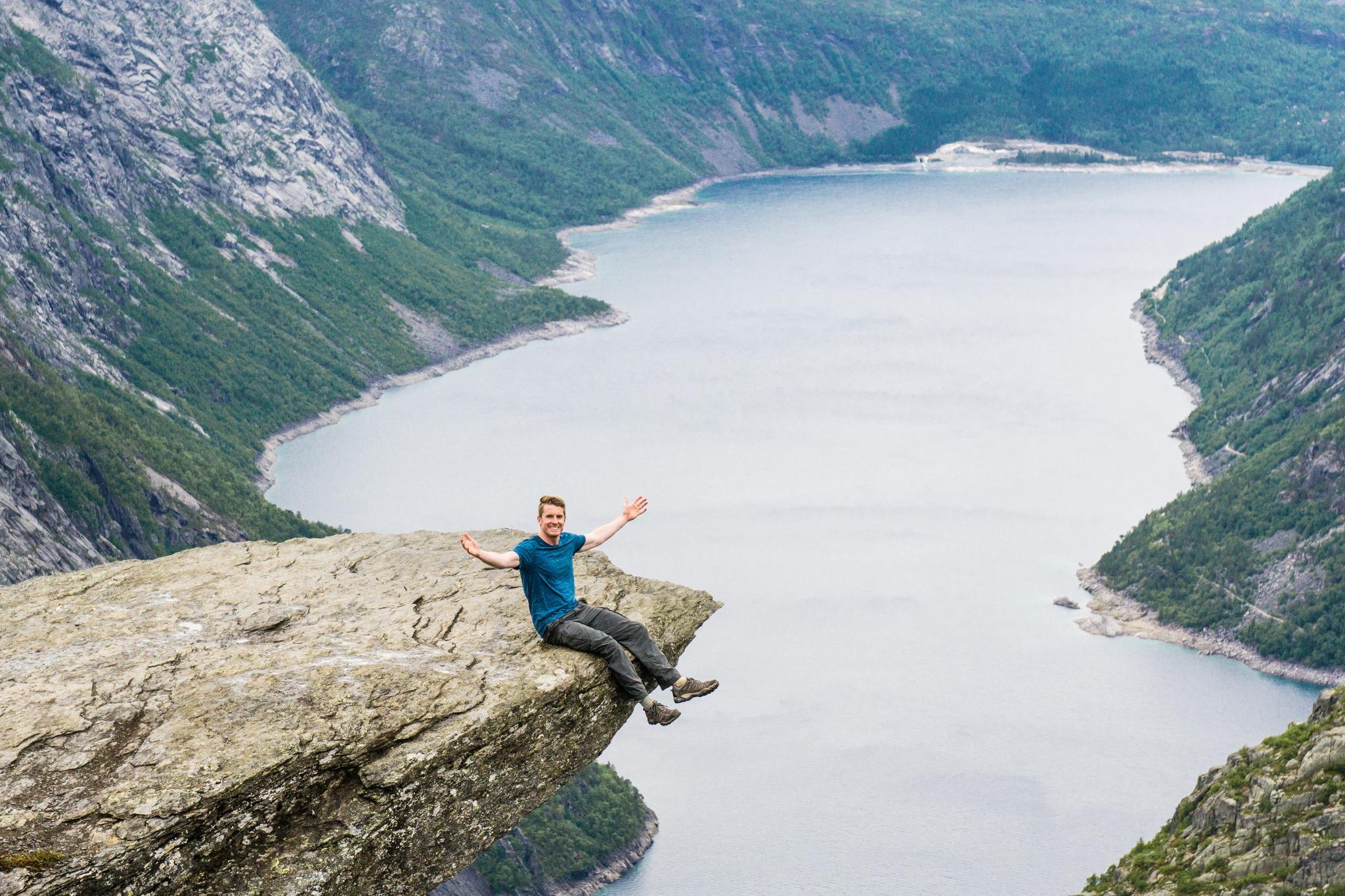 【北歐景點】挪威惡魔之舌 Trolltunga — 28公里健行挑戰全攻略 236