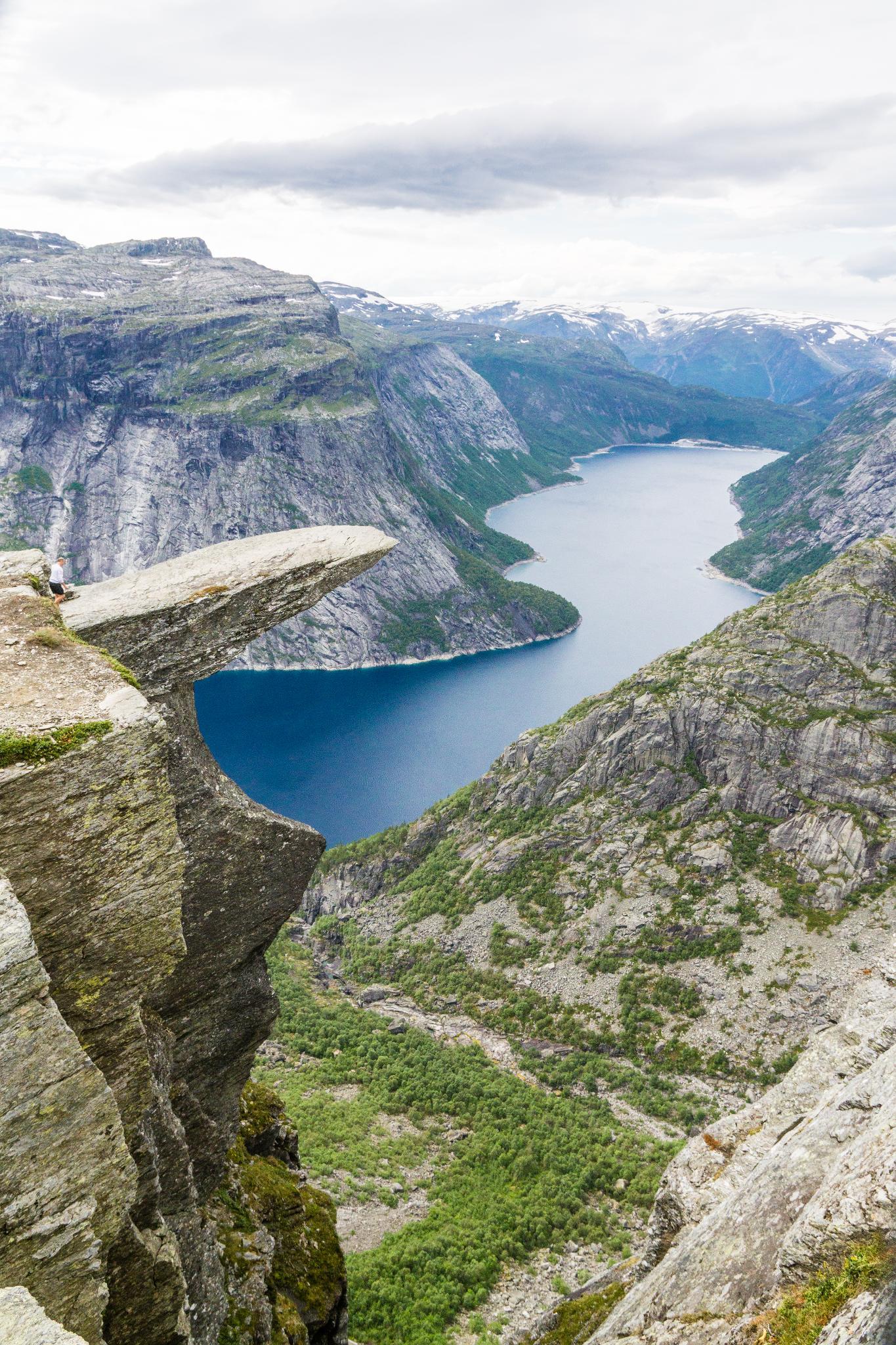 【北歐景點】挪威惡魔之舌 Trolltunga — 28公里健行挑戰全攻略 224