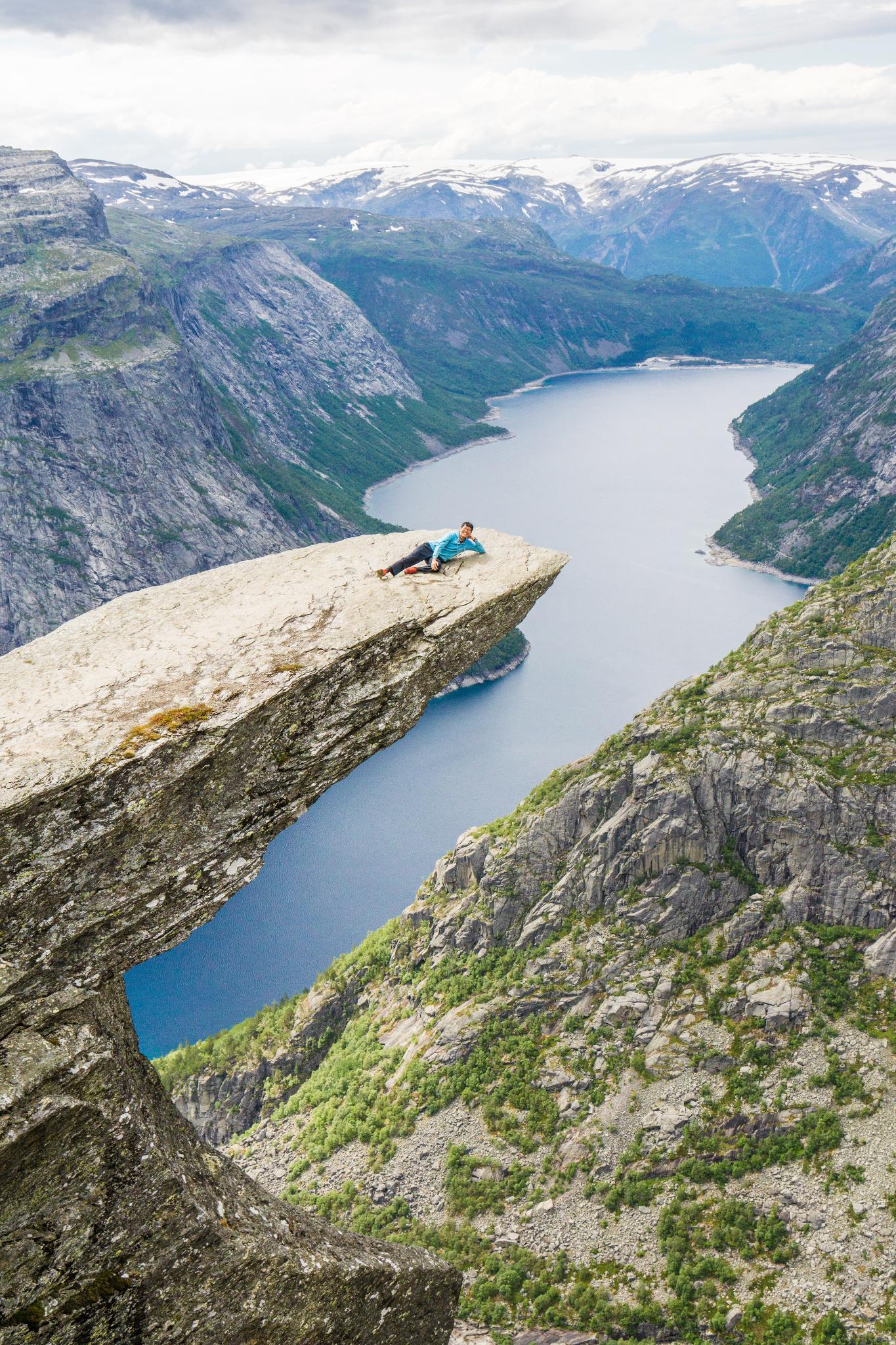 【北歐景點】挪威惡魔之舌 Trolltunga — 28公里健行挑戰全攻略 234