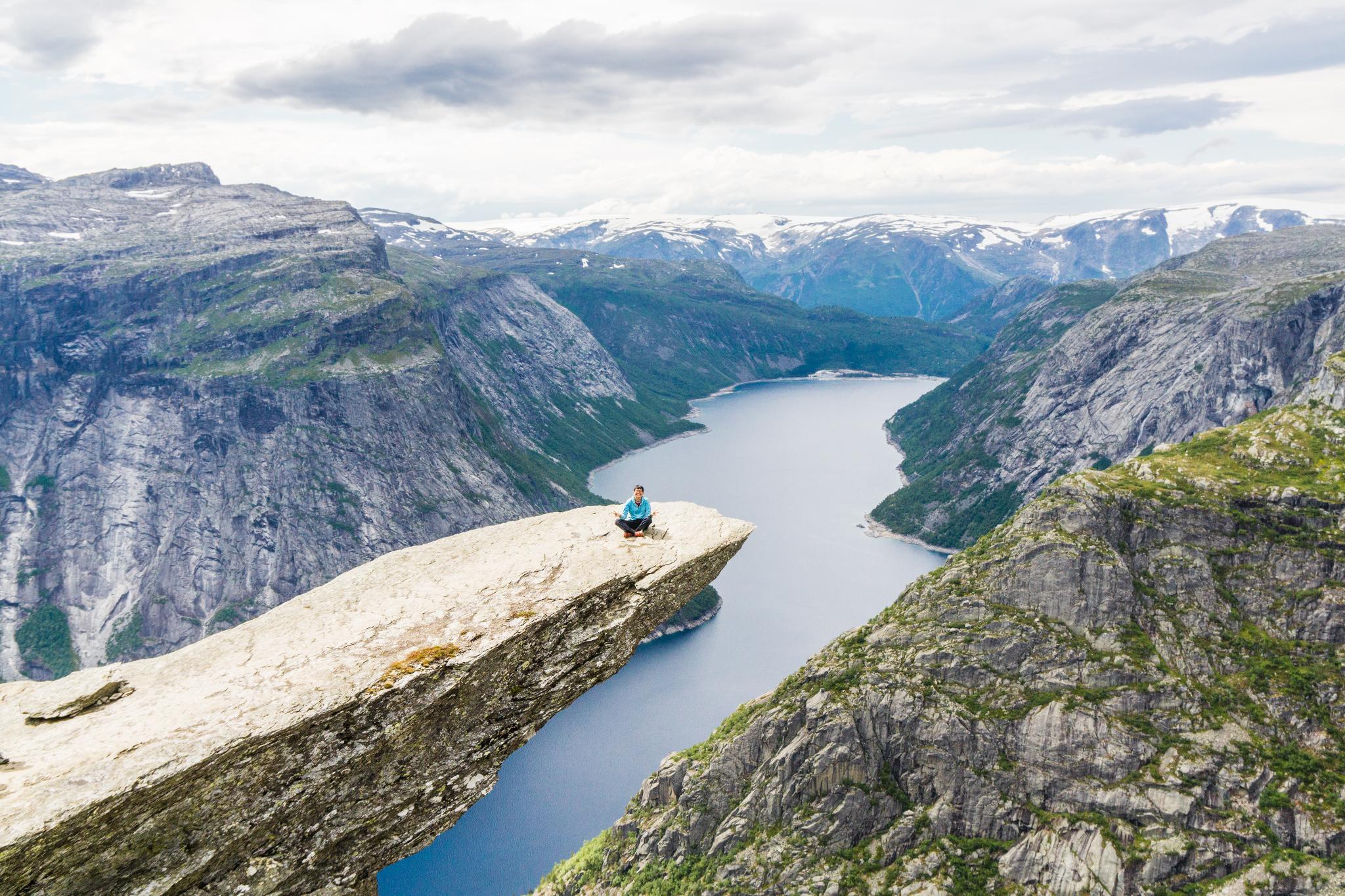 【北歐景點】挪威惡魔之舌 Trolltunga — 28公里健行挑戰全攻略 233