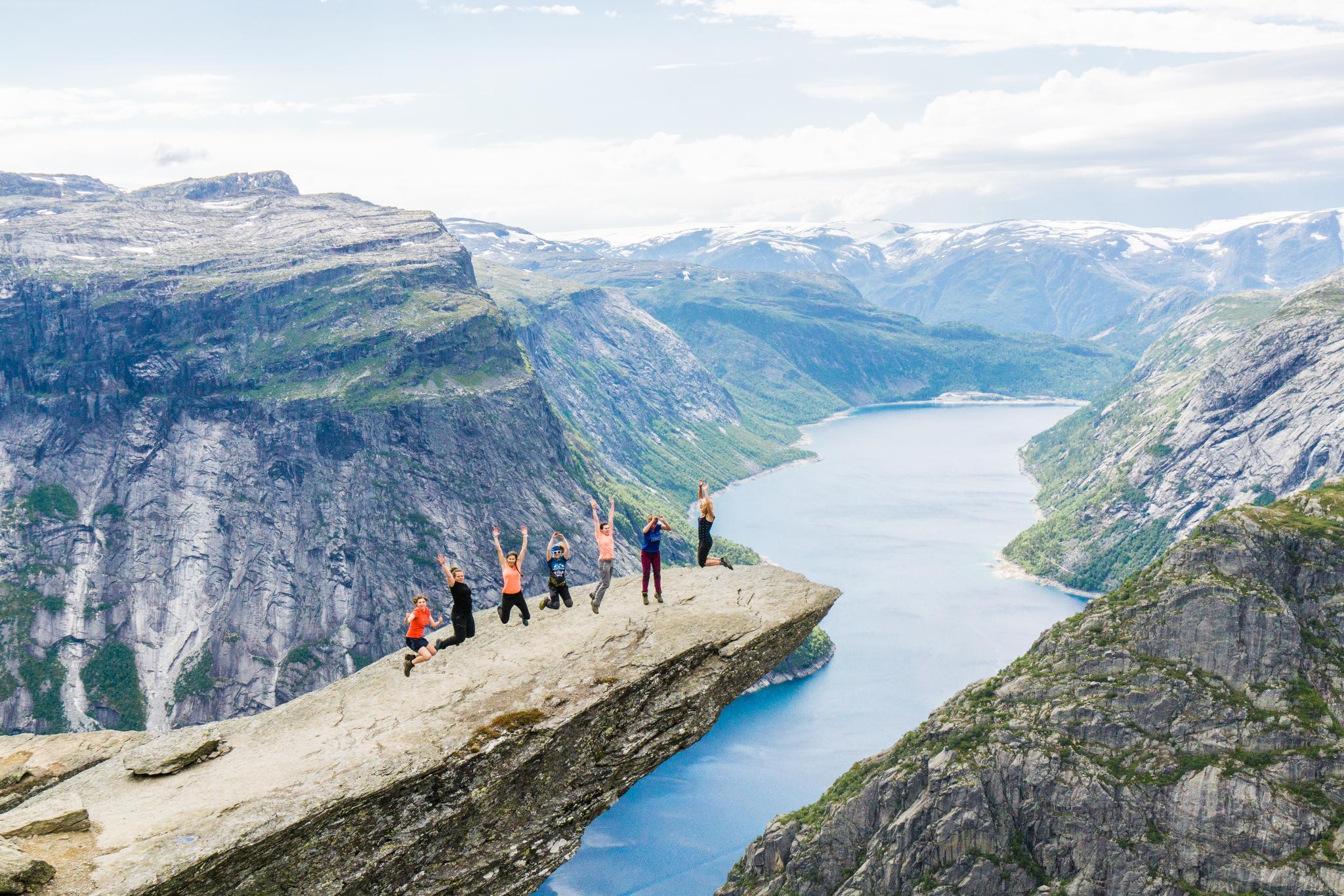 【北歐景點】挪威惡魔之舌 Trolltunga — 28公里健行挑戰全攻略 241