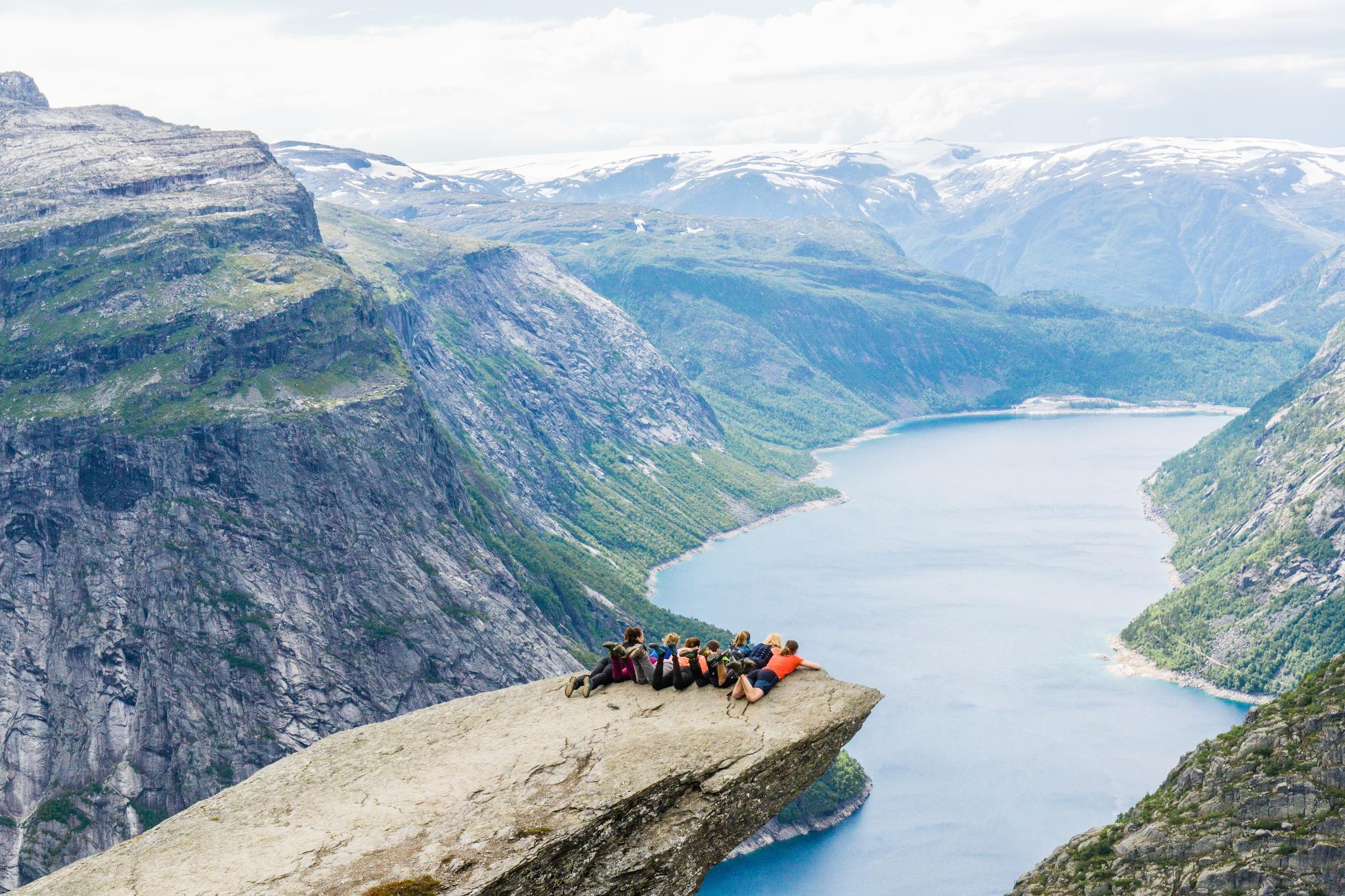 【北歐景點】挪威惡魔之舌 Trolltunga — 28公里健行挑戰全攻略 242