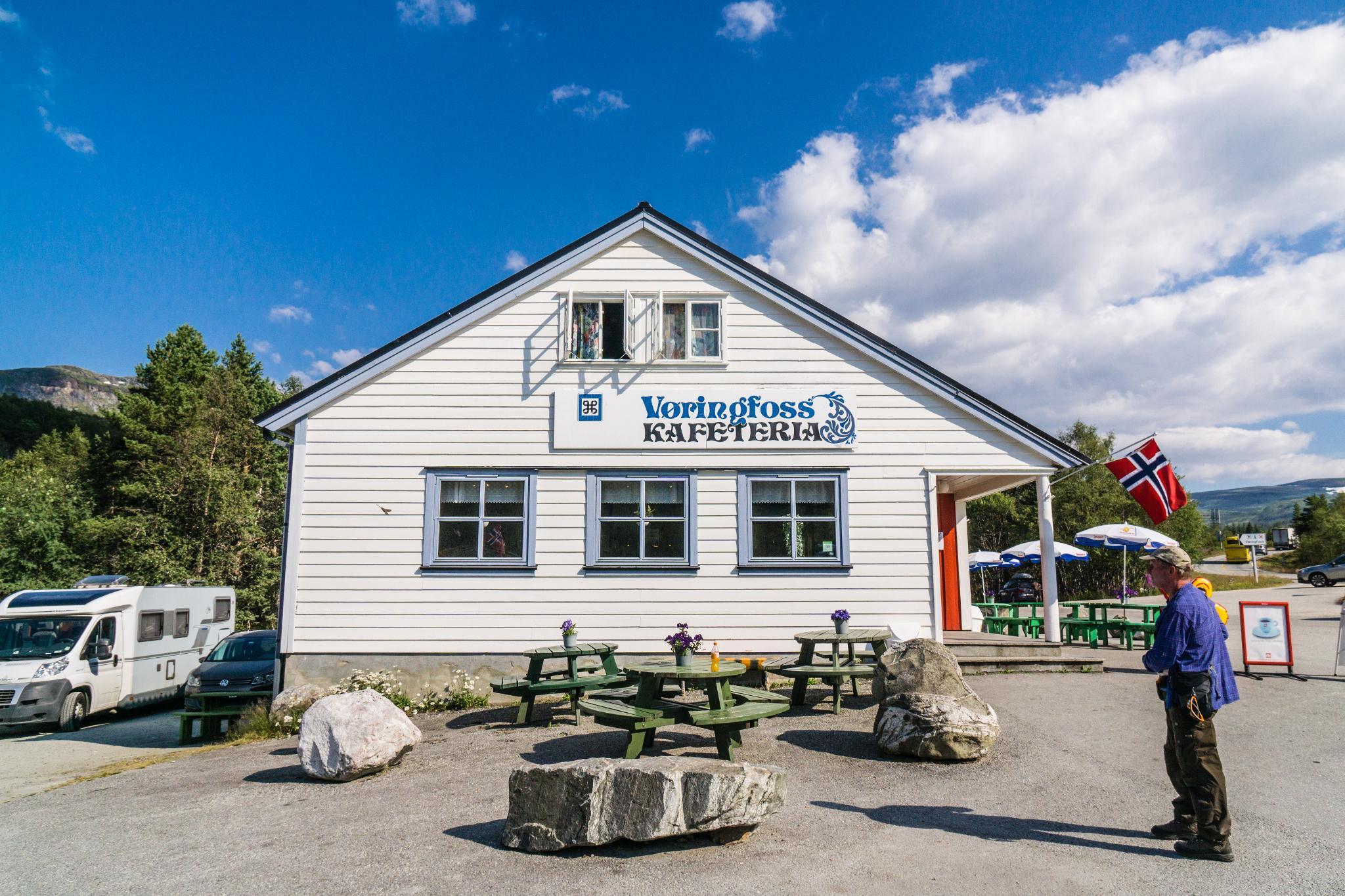 【北歐景點】哈丹格峽灣探秘:史詩般磅礴的菲爾鈴瀑布 Vøringfossen 26