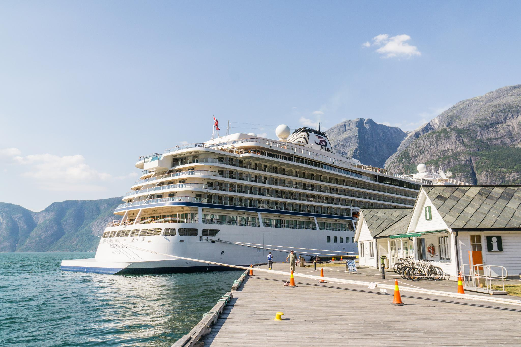 【北歐景點】哈丹格峽灣探秘:Eidfjord小鎮的無限風光