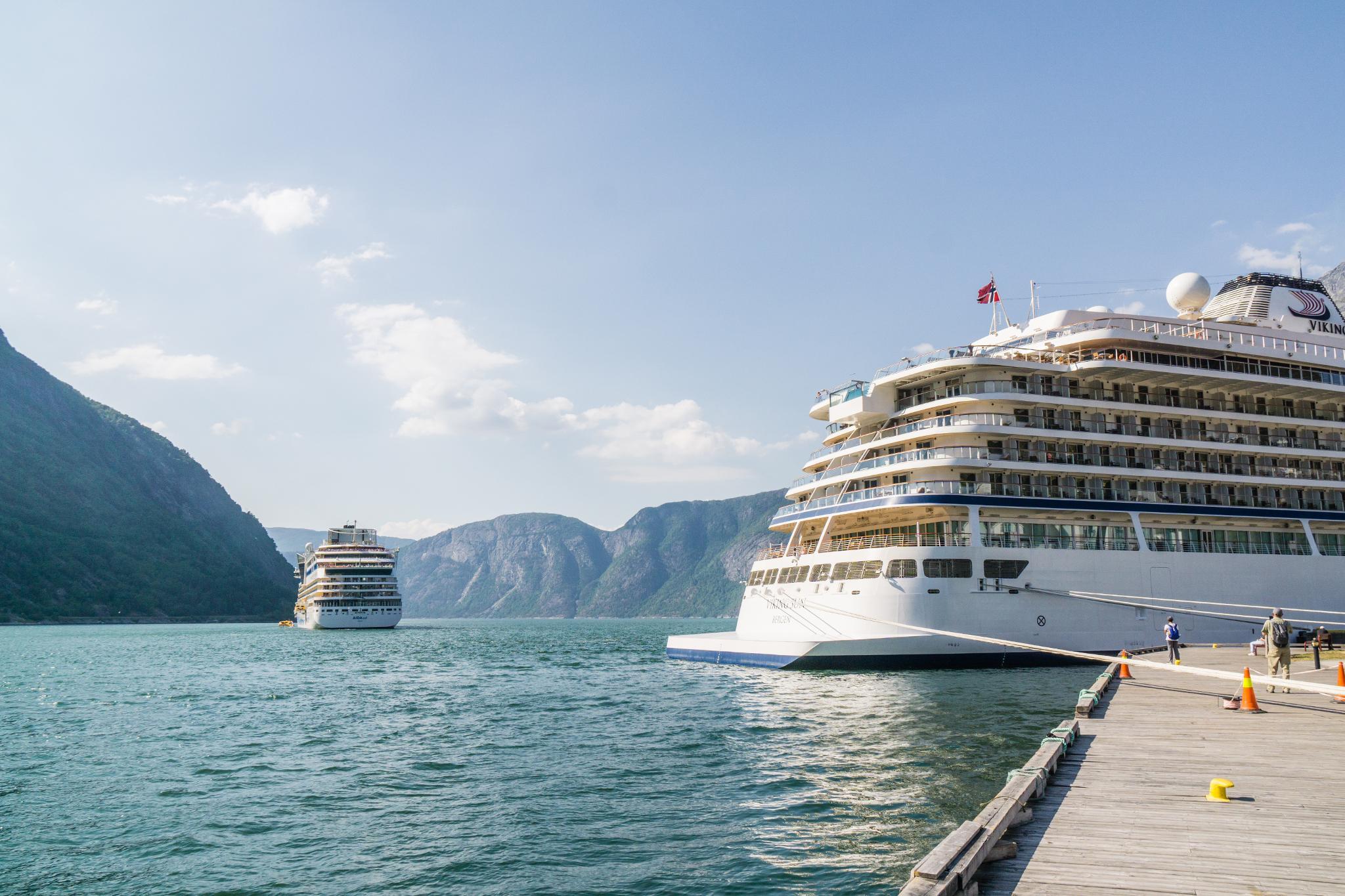 【北歐景點】哈丹格峽灣探秘:Eidfjord小鎮的無限風光 1