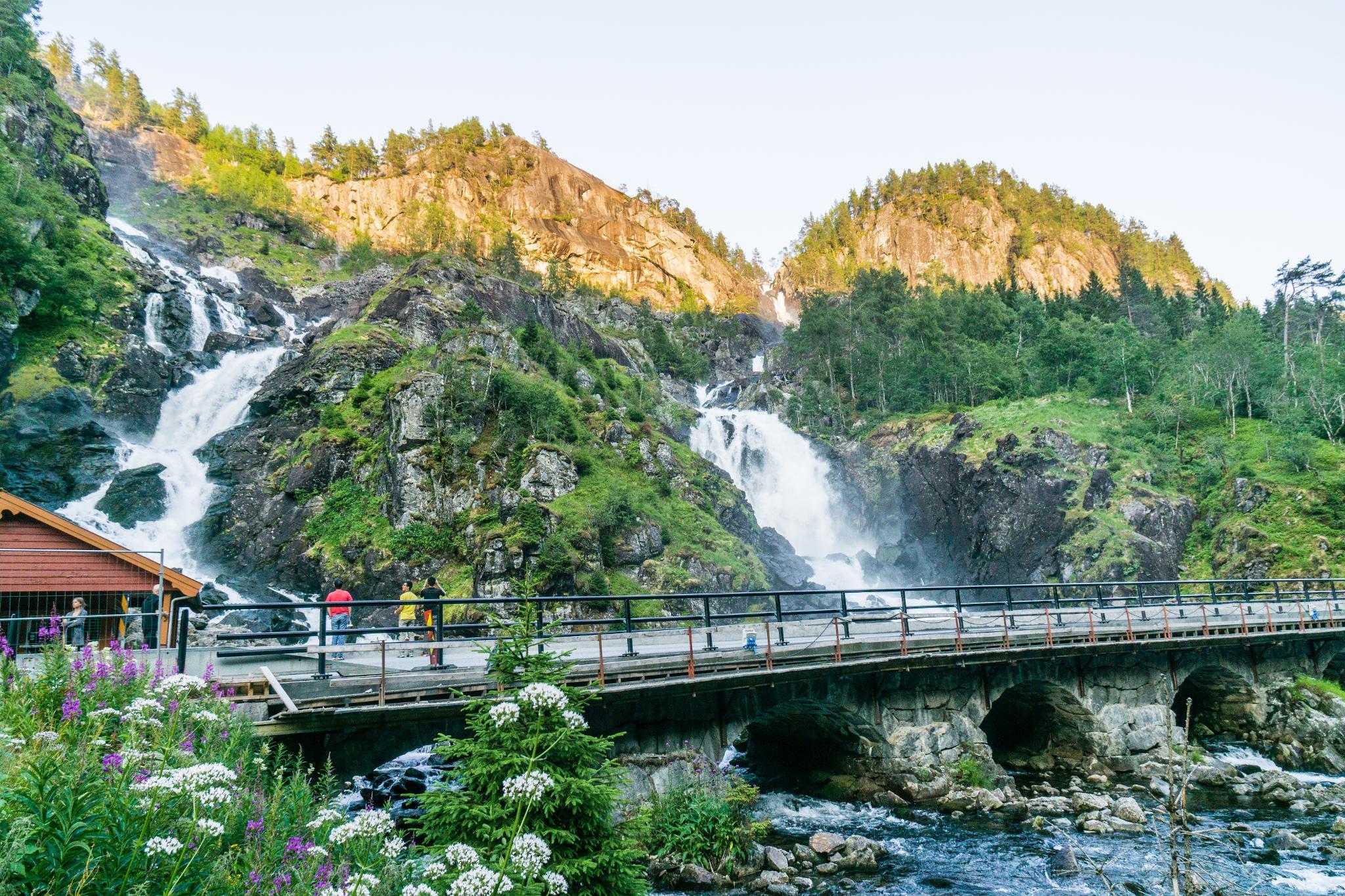 【北歐景點】中世紀的朝聖者之路:百年歷史的Røldal小鎮 5