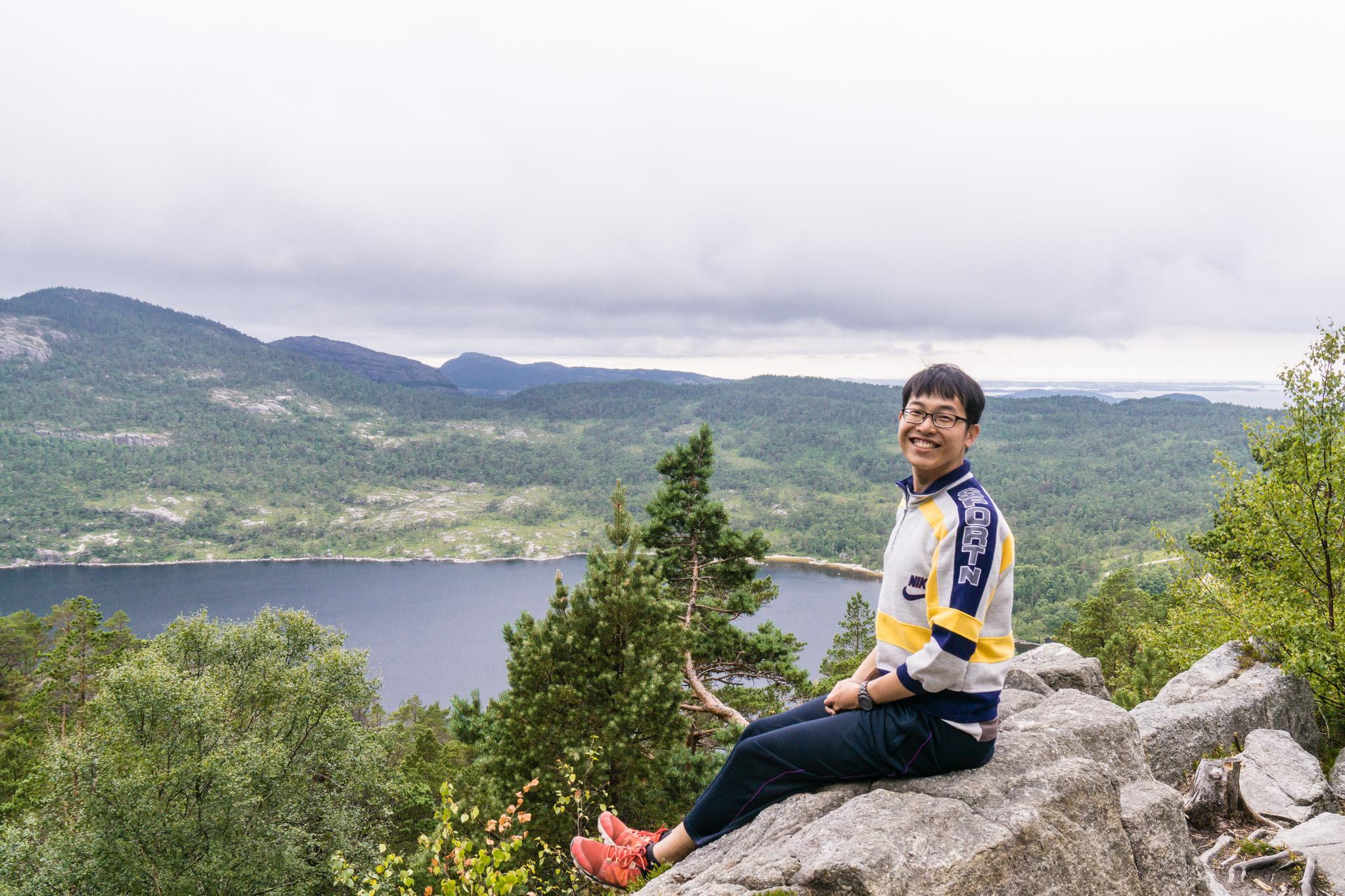 【北歐景點】朝聖挪威三大奇岩:聖壇岩Preikestolen健行紀錄 9