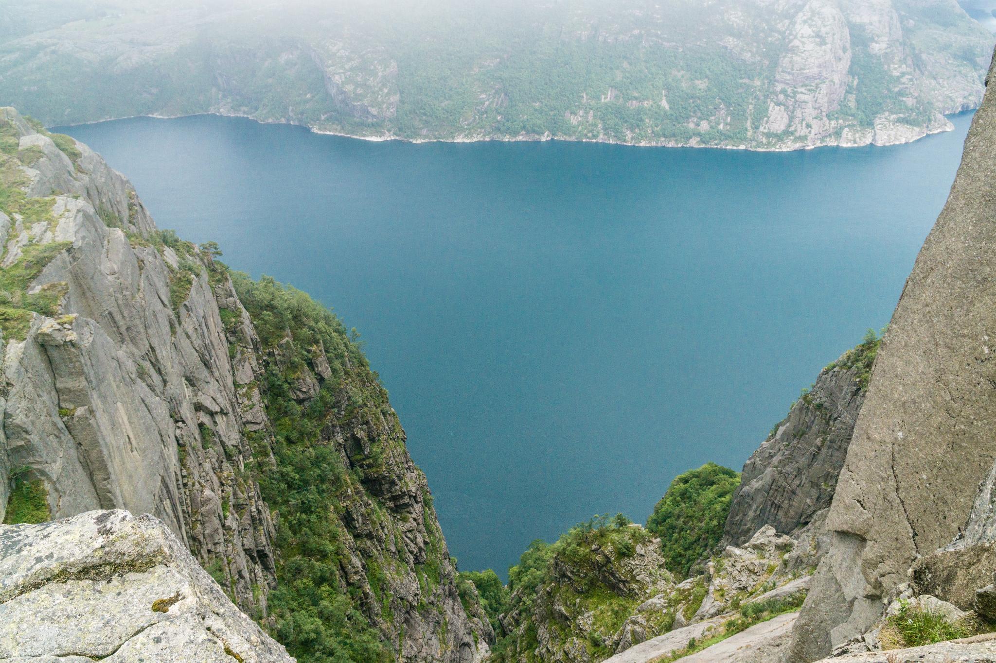 【北歐景點】朝聖挪威三大奇岩:聖壇岩Preikestolen健行紀錄 16
