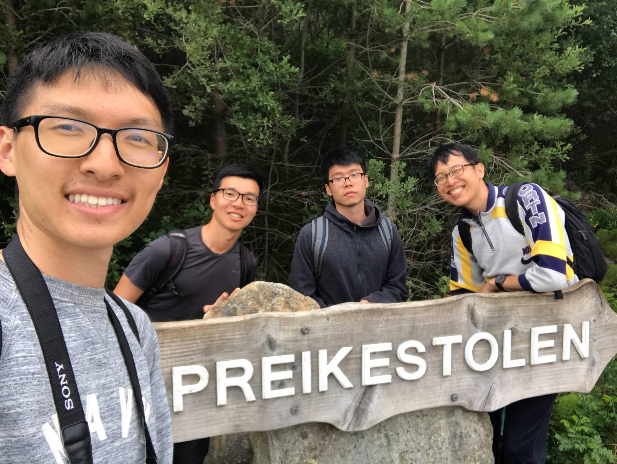 【北歐景點】朝聖挪威三大奇岩:聖壇岩Preikestolen健行紀錄 8