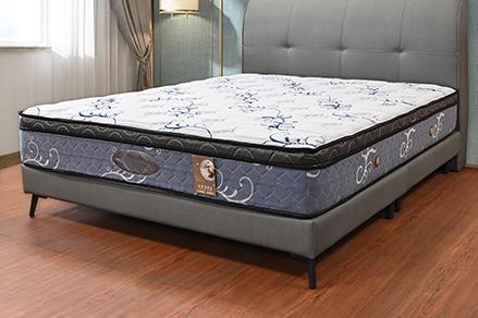 床墊 獨立筒 天然乳膠、高碳鋼